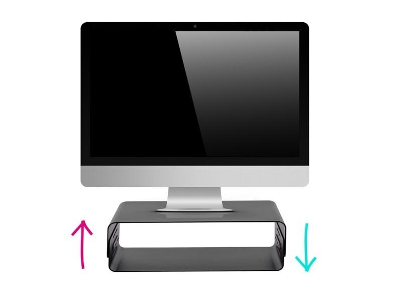 monitor tisch